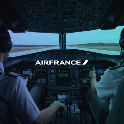 presentation picture of the use case Air France